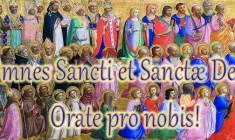 La festa di Tutti i Santi – Le prime pagine  dei giornali diocesani