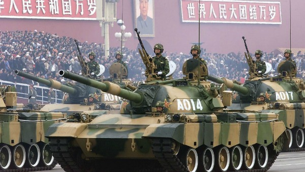 forze armate cinesi