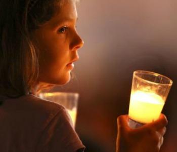 Luce e racconti di santità, l'alternativa ad Halloween