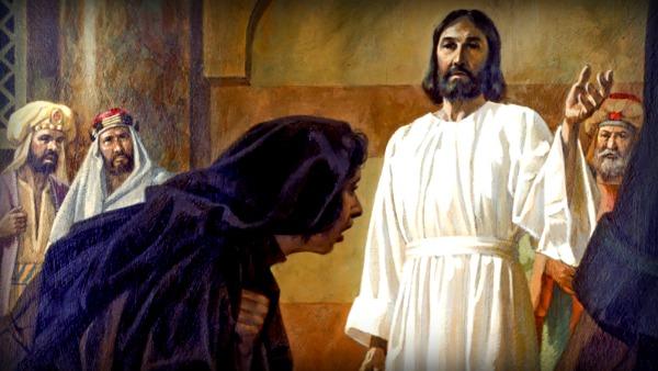 Commento al Vangelo di questo lunedì: Donna, sei liberata dalla tua malattia