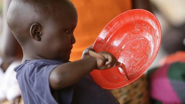 FAO fame nel mondo