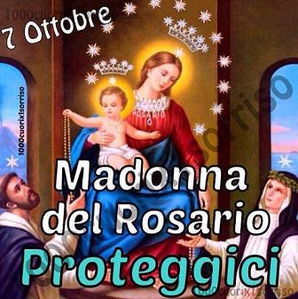 madonnadelRosario.7ottobre