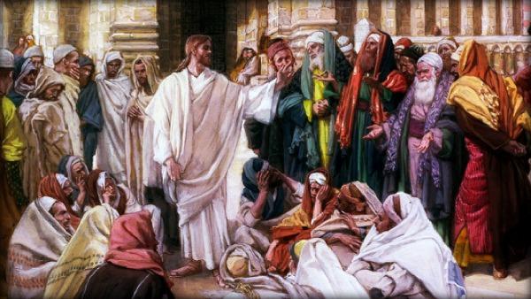 Lc 11,42-46 Guai a voi, farisei; guai a voi dottori della legge.