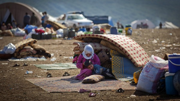 4mila profughi cristiani iracheni in fuga in Giordania