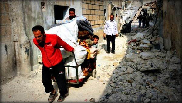 Siria: appello dei vescovi contro il commercio delle armi