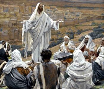 Gesù insegna a pregare il Padre Nostro