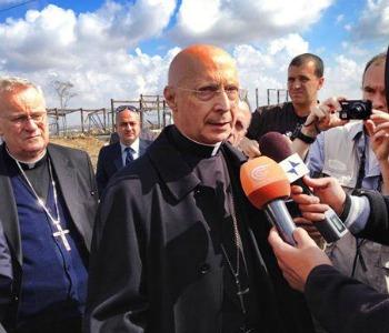Il coraggio dei cristiani semina la speranza fra le macerie di Gaza
