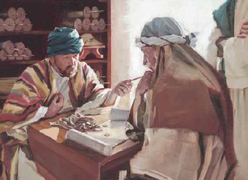 Commento al Vangelo di oggi: zappare, non ne ho la forza; mendicare, mi vergogno