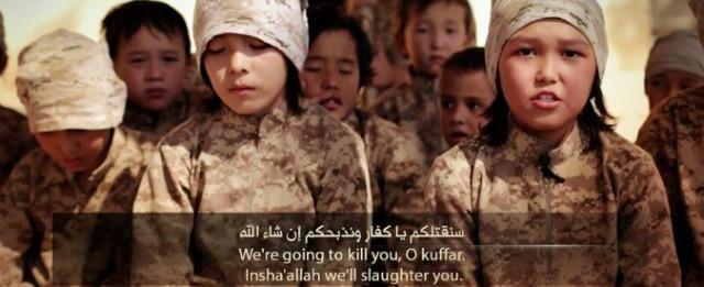 offensiva mediatica dello Stato Islamico
