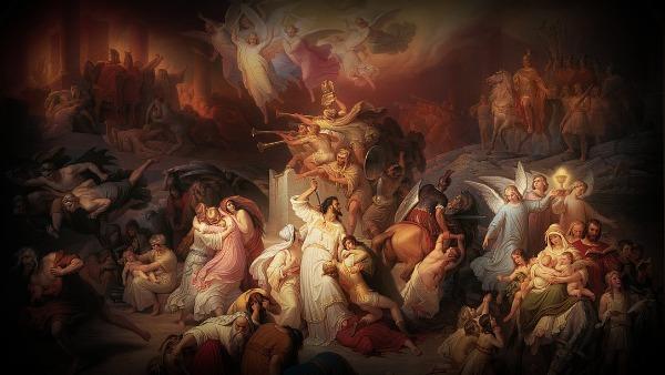 Commento al #Vangelodioggi: Finché i tempi dei pagani non siano compiuti