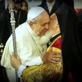 Papa Francesco: Andrea e Pietro hanno ricevuto il dono della pace del Signore