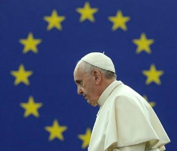 Speciale Papa Francesco in visita alle istituzioni europee a Strasburgo