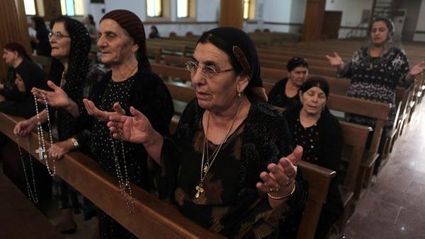 Iraq: celebrata di nuovo una S. Messa nella Piana di Ninive