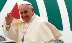 Papa Francesco: vado a rafforzare unità cristiani. Napolitano: contributo a dialogo