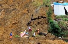 Sri Lanka, nessuna speranza per le persone sepolte vive dal fango