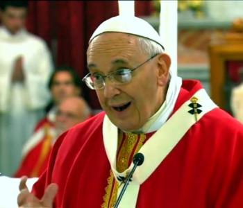 Papa Francesco: Lo Spirito Santo fa l'unità della Chiesa