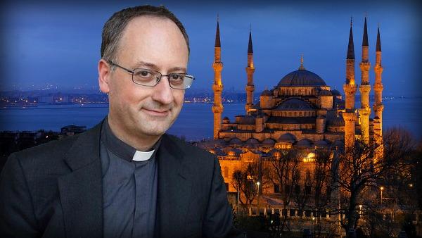 #PapaTurchia: La visita di Papa Francesco in Turchia vista da Padre Antonio Spadaro e @RaiNews