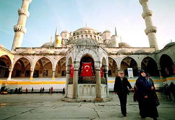 In Turkey, pope will visit Blue Mosque, celebrate Mass in Istanbul cathedral