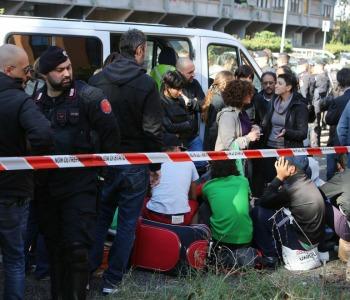 Tor Sapienza, minori immigrati ritrasferiti