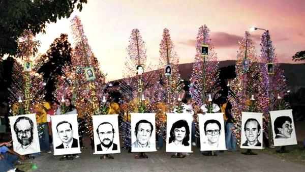 25 anni fa il massacro dei gesuiti dell'Uca a San Salvador