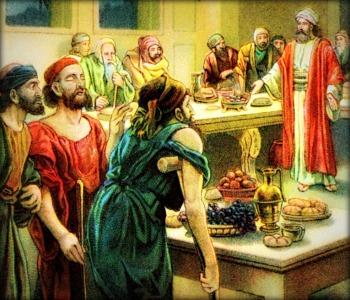 Commento al Vangelo di questo martedì: Beato chi prenderà cibo nel regno di Dio!