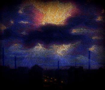 Giovedì 13 novembre – Come un lampo nel cielo