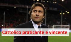 Conte: 'Papa Francesco? Perfetto davanti alla difesa'
