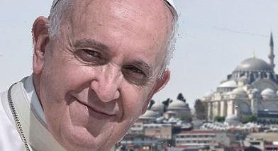 Viaggio di Papa Francesco in Turchia - Il programma - Dal 28 al 30 novembre 2014 @ Turchia