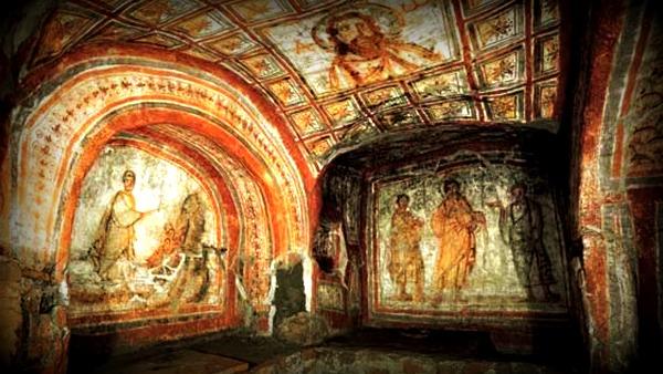Card. Parolin: Roma patrimonio di archeologia cristiana