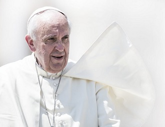 Italy - Religion - Pope Francis Leads General Audience