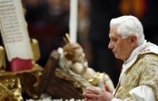Il Natale nelle parole, nei gesti e nel pensiero del Pontefice emerito Benedetto XVI