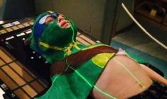 A 5 anni la guerra al cancro si fa vestiti da tartaruga ninja