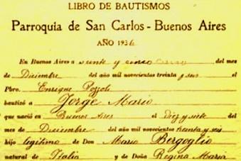 Papa_Bautismo_documento_sis