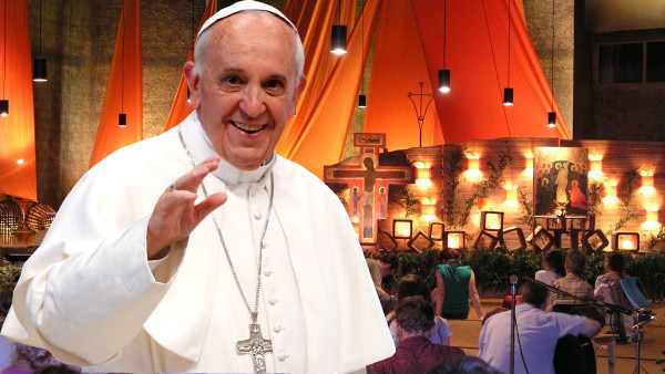Papa Francesco ai giovani di Taizé: aprite cammini di libertà