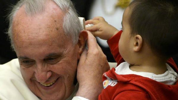 Il Papa alle famiglie numerose: siete un dono per la società