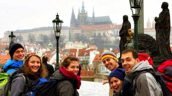 A Praga l'Incontro europeo di fine anno dei giovani di Taizé