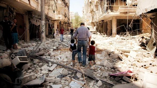 Vescovo di Aleppo: dal Natale ci aspettiamo dono della pace