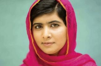 Malala riceve ad Oslo il Nobel per la pace
