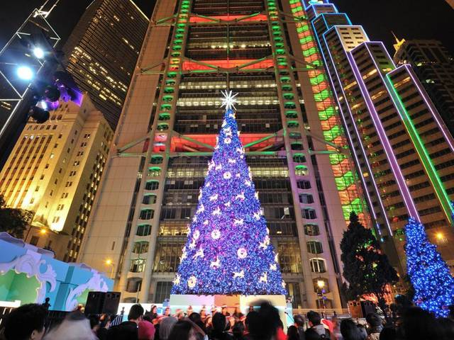 Natale a Hong Kong, scoprendo Gesù Cristo,