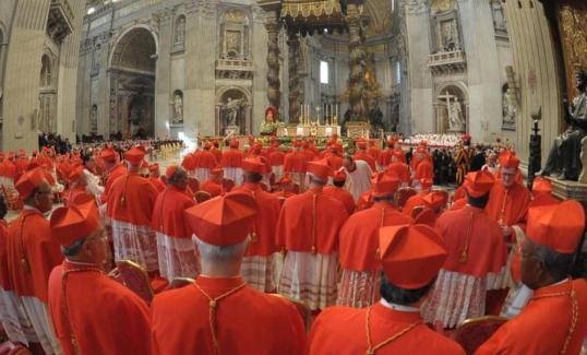 Il 14 e 15 febbraio Concistoro per la creazione di nuovi cardinali