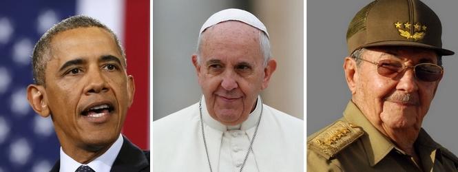 Nel giorno del compleanno di Papa Francesco: Svolta nelle relazioni Usa Cuba.