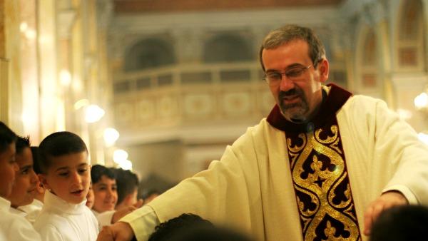 Padre Pizzaballa: Lettera di Papa Francesco, incoraggiamento per tutti