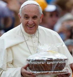 Papa Francesco, compleanno in San Pietro