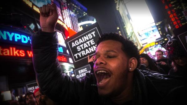proteste new york