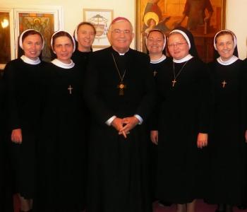 Le suore Nazaretane celebrano la fondatrice e i 20 anni di presenza in Terra Santa