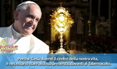 Papa Francesco via twitter @Pontifex_it: Perché Gesù diventi il centro della nostra vita