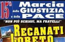 Macerata, marcia della giustizia e della pace da Recanati a Loreto