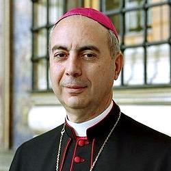 Mons. Dominique Mamberti