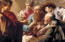 Vangelo (14 gennaio) Non sono venuto a chiamare i giusti, ma i peccatori