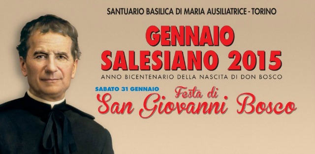 Nosiglia, Maria Ausiliatrice, San Giovanni Bosco